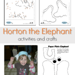 Horton Hears a Who Activities