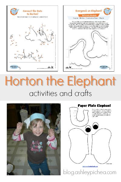 Horton the Elephant