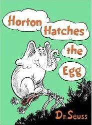 horton hatches an egg
