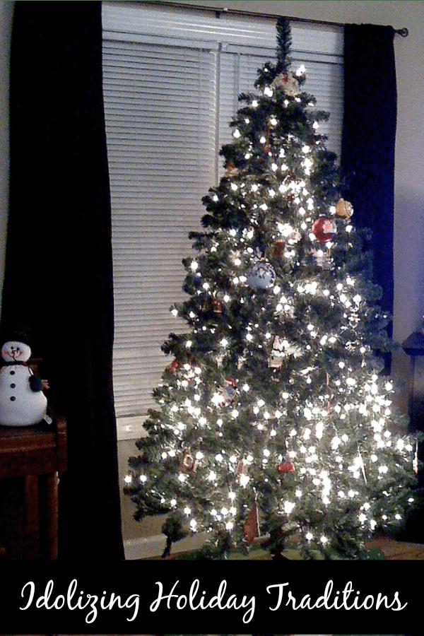 Idolizing Holiday Traditions