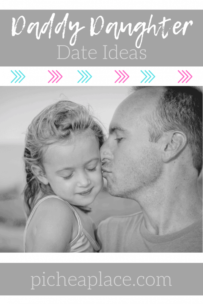 Spending one-on-one time together is important dads and their daughters. Here are some great daddy daughter date ideas for dad with daughters of any age...