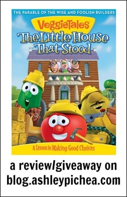 The Little House That Stood {a VeggieTales DVD}