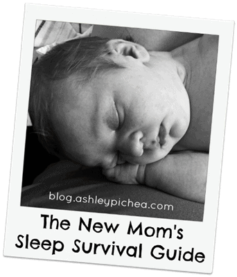 new mom sleep survival guide