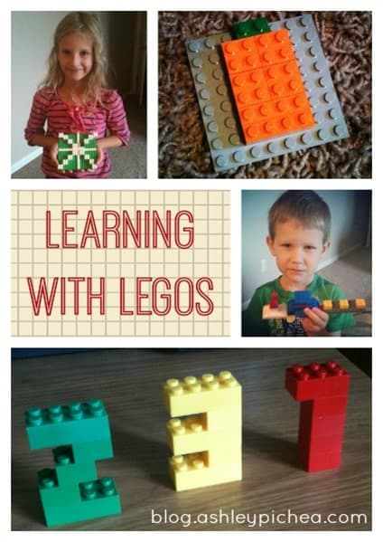 Learning with Legos | ashleypichea.com