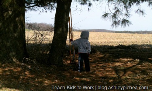 Teach Kids to Work | ashleypichea.com