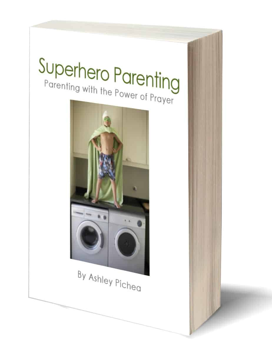 Superhero Parenting eBook by Ashley Pichea