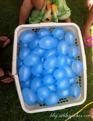 Beat the Heat - Water Balloons