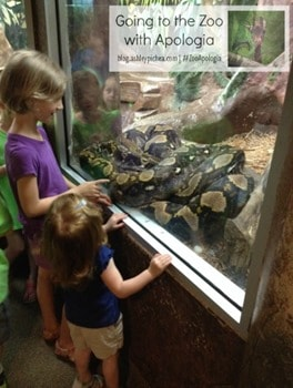 Zoo+Apologia=#ZooApologia | blog.ashleypichea.com