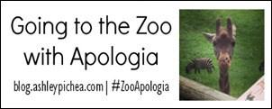 Going to the Zoo with Apologia #zooApologia