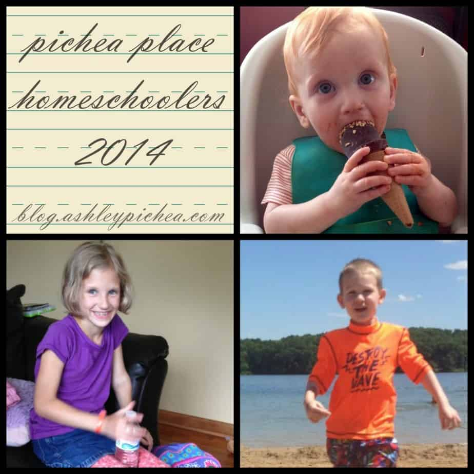 Pichea Place Homeschoolers 2014