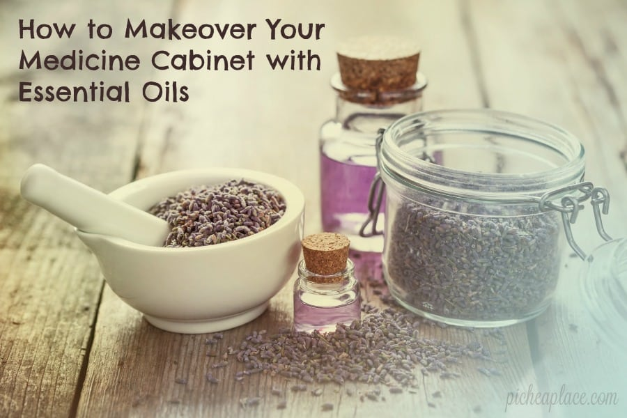 How to Makeover Your Medicine Cabinet with RMO Essential Oils