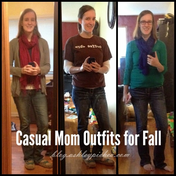 Casual Mom Outfits for Fall