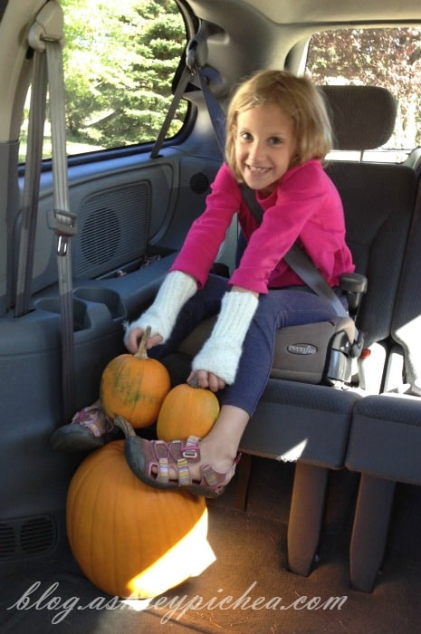 Pumpkin Carving with Kids - Jenny in the Van