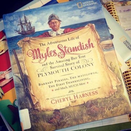 The Adventurous Life of Myles Standish
