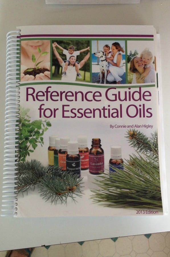 Highley's Reference Guide for Essential Oils