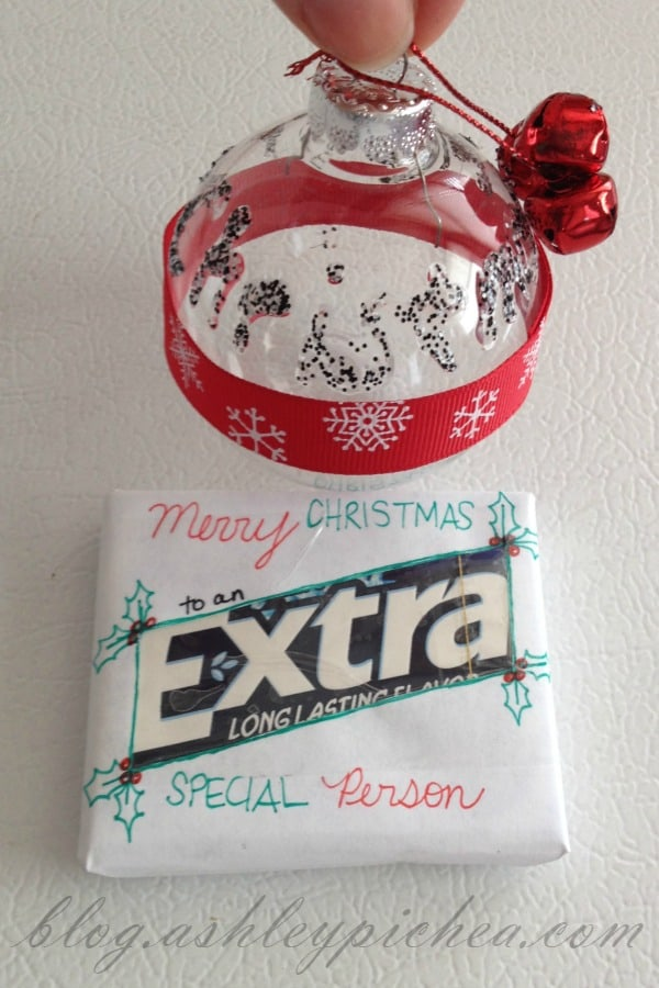 Creating a Simple Holiday Gift Pack for an Extra Special Person