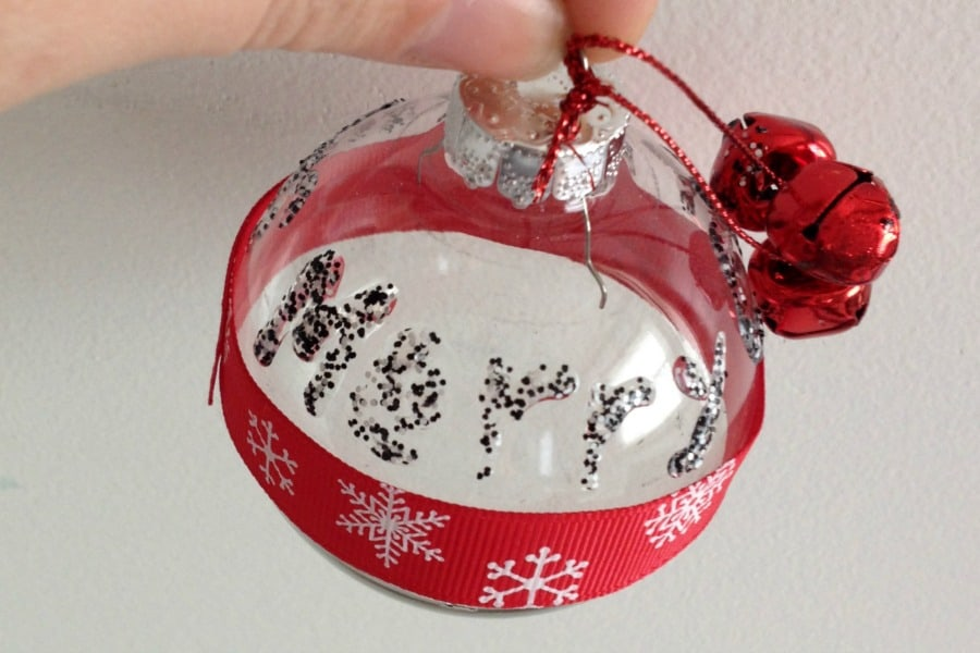 Creating a Simple Holiday Ornament