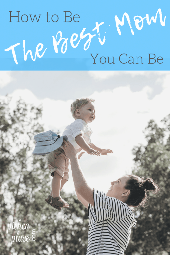 We all want to be better moms to our kids... but it's not all about doing.