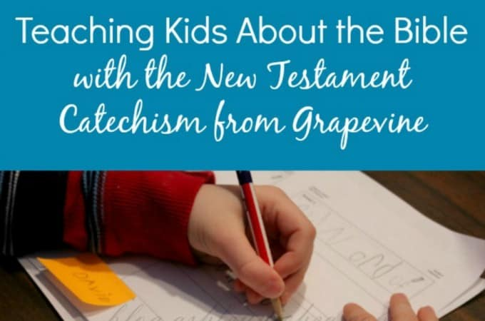 Teaching Kids About the Bible