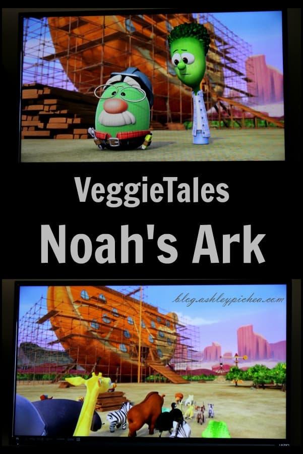 VeggieTales Noah's Ark