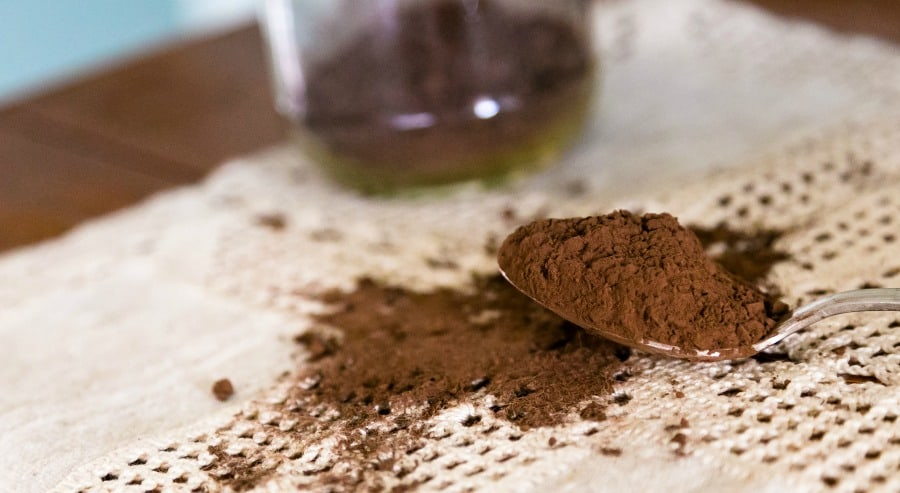cocoa powder - a superfood for kids