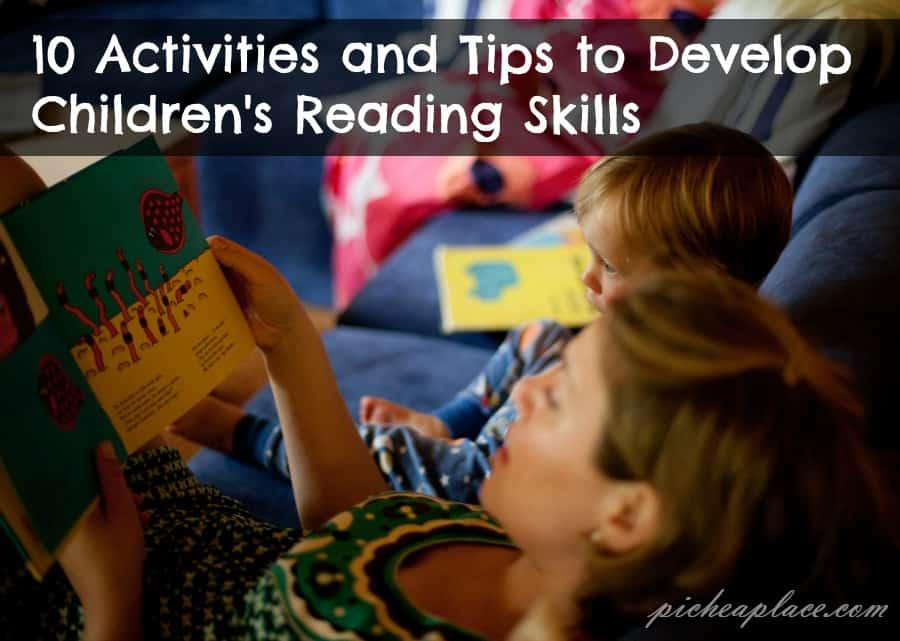 10 Activities and Tips to Develop Children's Reading Skills