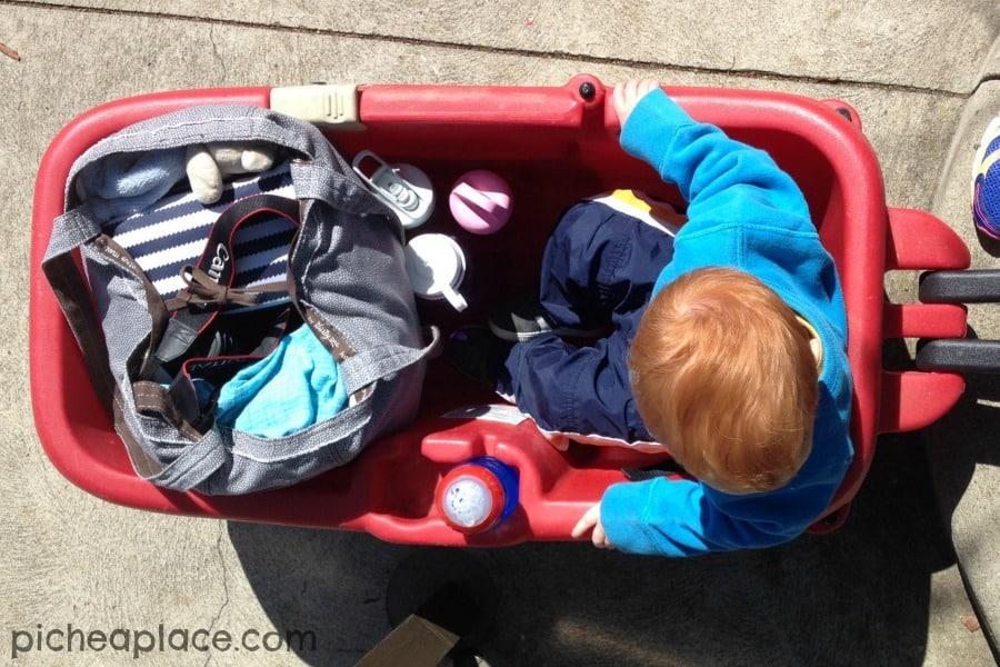 Bring a Wagon to Cedar Point