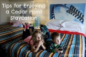 Tips for Enjoying a Cedar Point Staycation