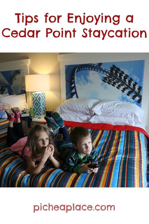 Tips for Enjoying a Cedar Point Staycation