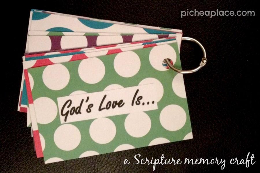 God's Love Is: Tutorial