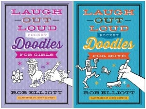 Laugh-Out-Loud Pocket Doodles for Kids