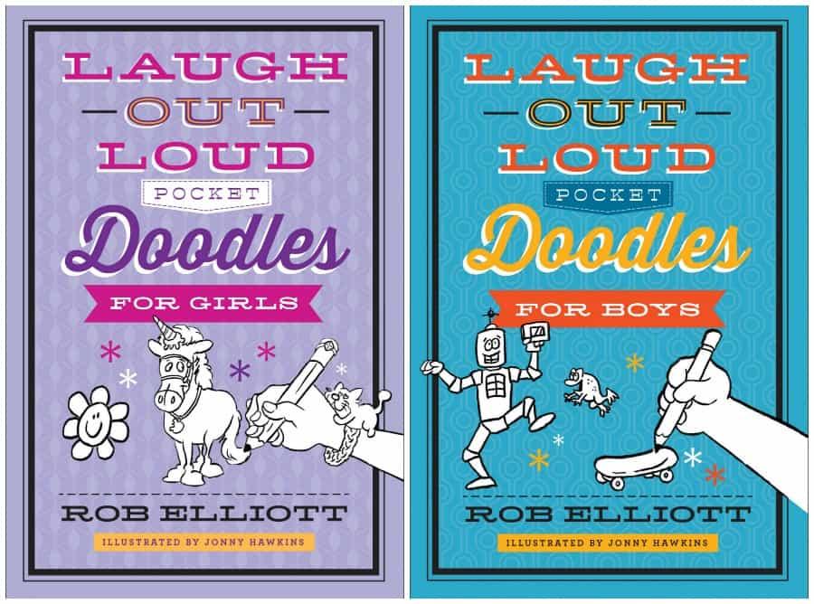 Laugh-Out-Loud Pocket Doodles