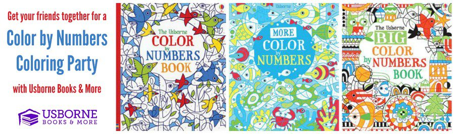 Color By Number Book For Adults