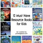 12 Must Have Resource Books for Kids
