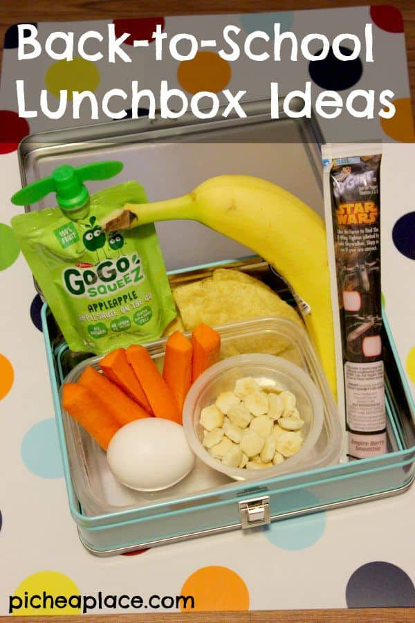 Back-to-School Lunchbox Ideas