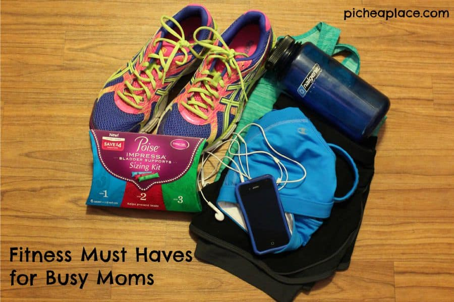 5 Fitness Must Haves for Busy Moms