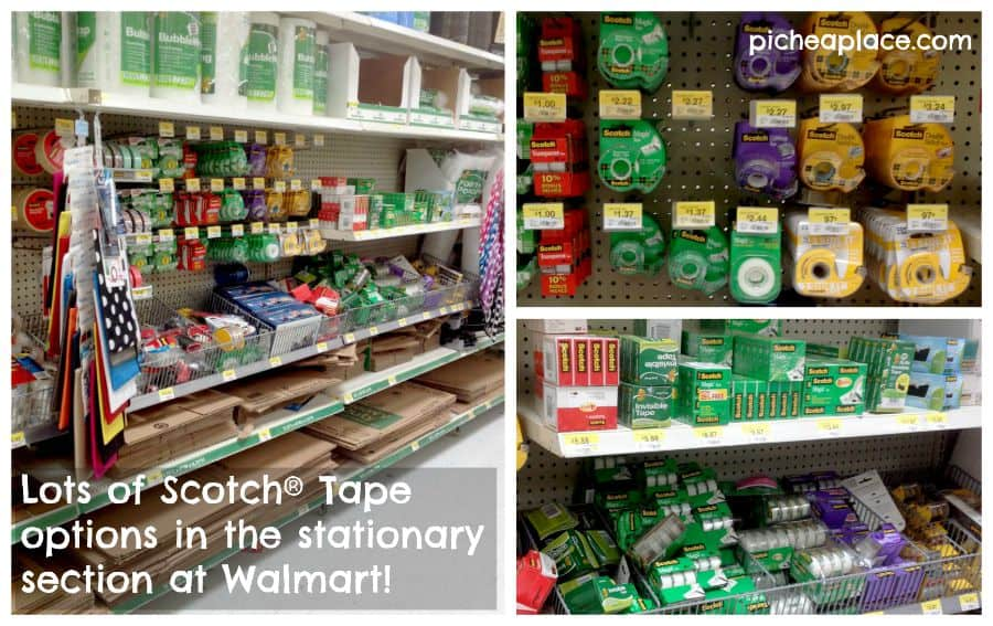 Back-to-School Gift Baskets for Teachers | Scotch Tape at Walmart