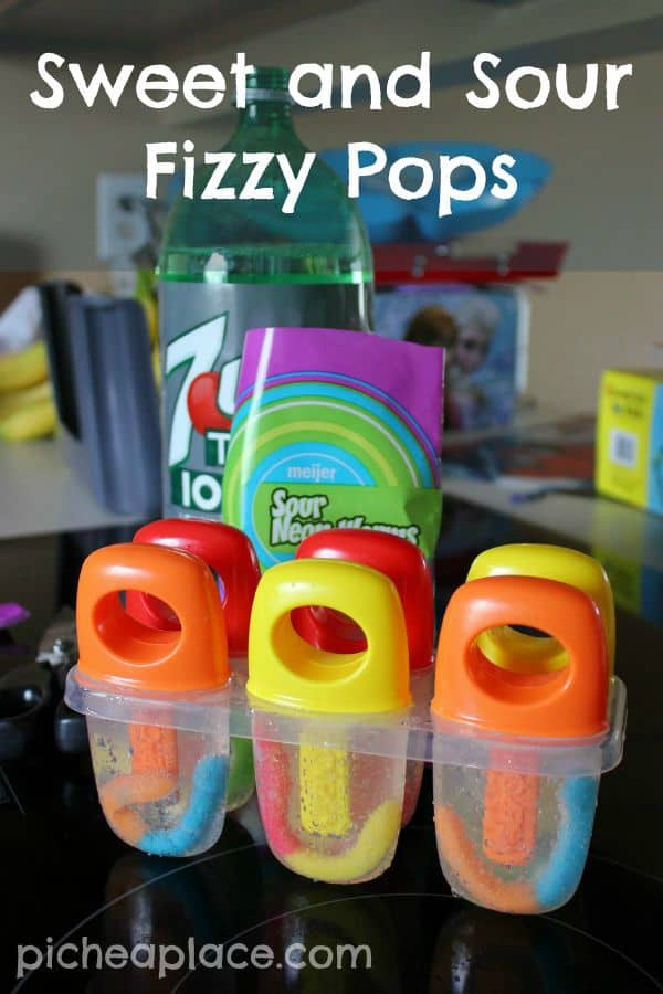 Sweet and Sour Fizzy Pops