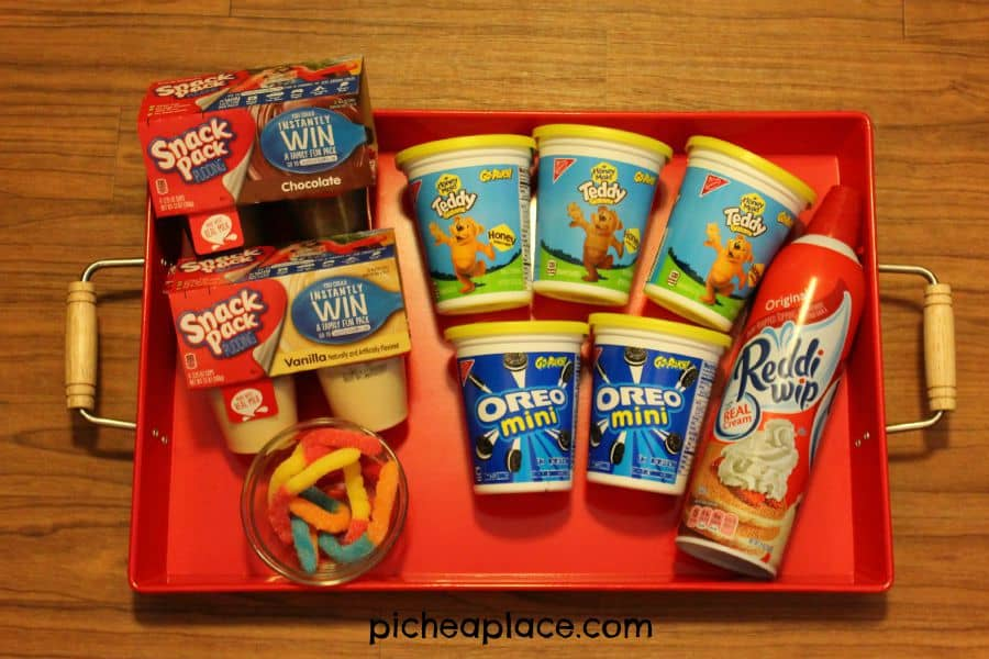 On-the-Go Dirt Cups | How to Make a #SnackAndGo Box