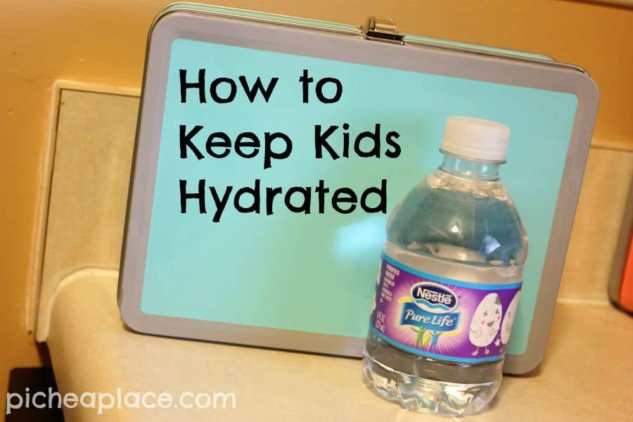 How to Keep Kids Hydrated