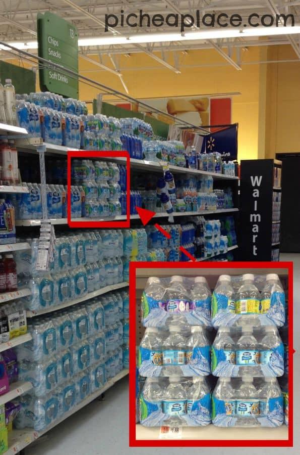 Nestle Pure Life at Walmart