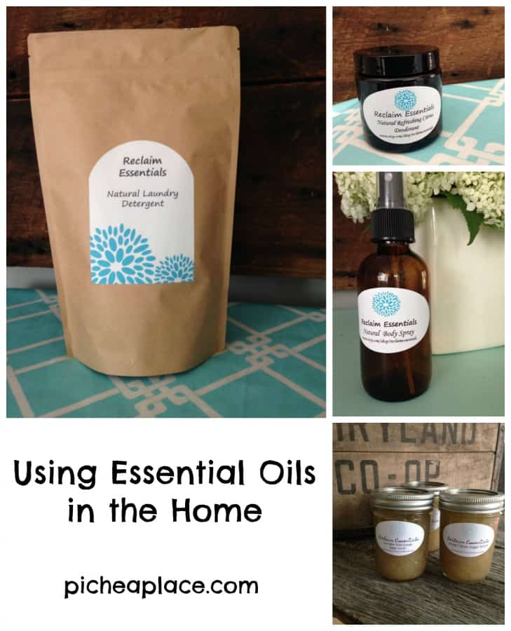 Using Essential Oils in the Home