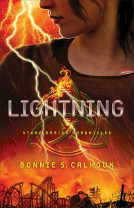 Lightning by Bonnie S Calhoun