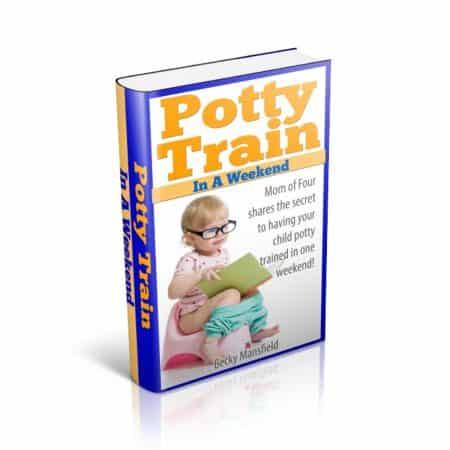 Potty Train in a Weekend