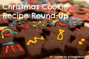 Christmas Cookie Recipe Round-up