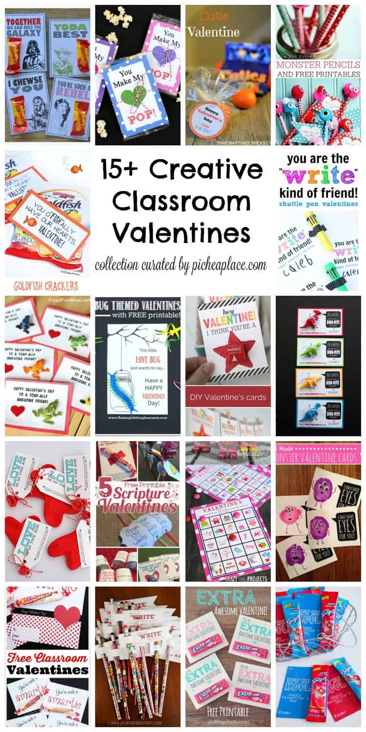 Classroom Design For Valentines ~ Creative classroom valentines