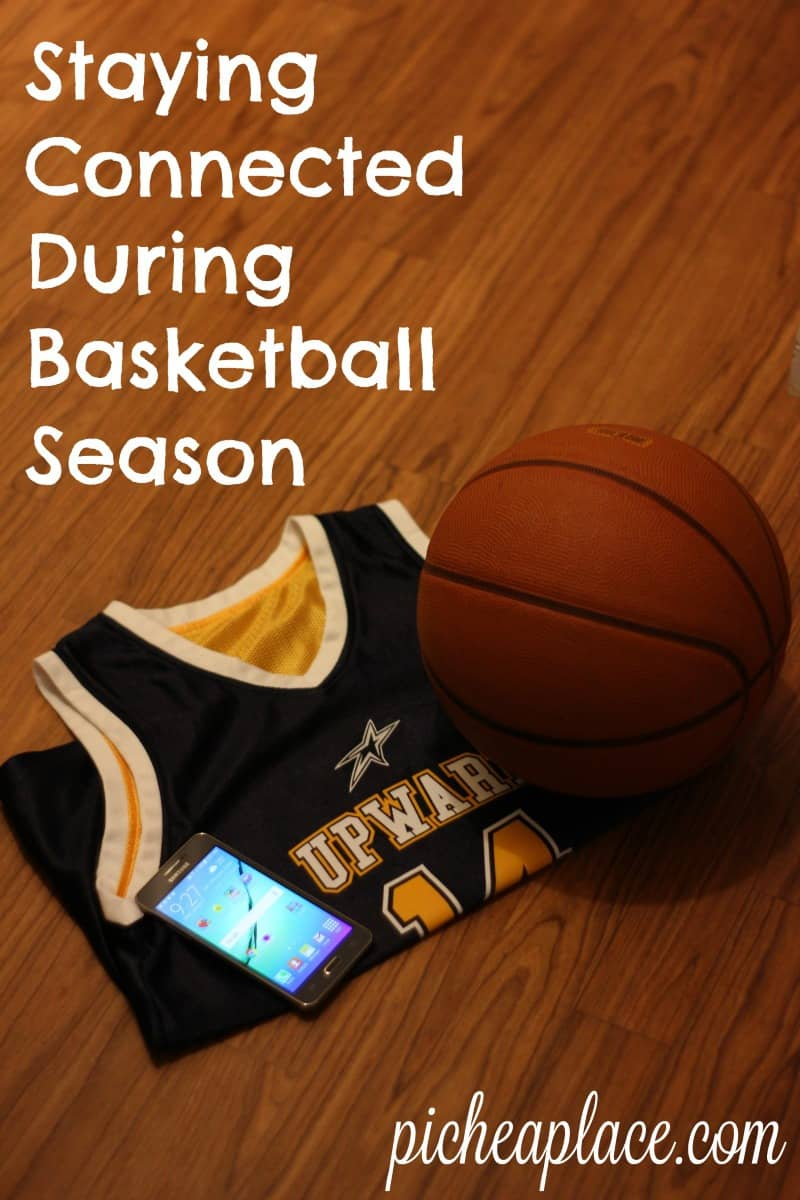 Staying Connected During Basketball Season