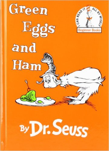 Seuss-Inspired Crafts, Recipes, and Activities for Kids | great ideas for celebrating Dr. Seuss' birthday as a family | Green Eggs and Ham