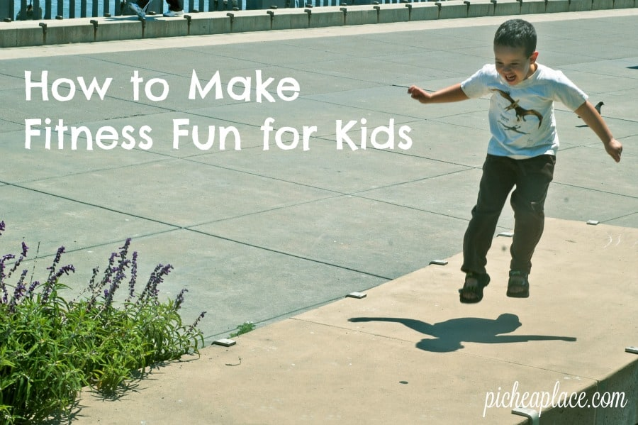 How do you make fitness fun for your kids? Check out this list of great indoor and outdoor family fun fitness activities...