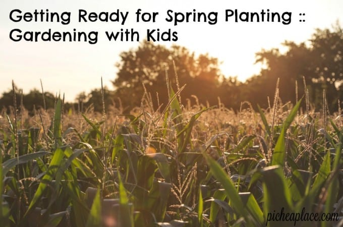 Getting Ready for Spring Planting